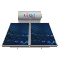 Sonne Glass 200lt Standard Atlas Διπλής Ενεργείας 3,0τμ
