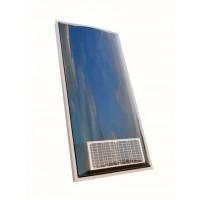 Ηλιακό Αερόθερμο Air-Sol 20 (με Φ/Β, ανεμιστήρα & φίλτρο)