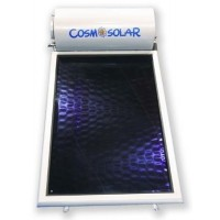 COSMOSOLAR 160LT GLASS ΔΙΠΛΗΣ